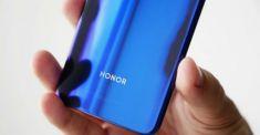 Озвучили характеристики Honor V30 и Honor V30 Pro